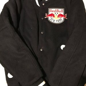 Red Bull varsity jacket LIMITED EDITION